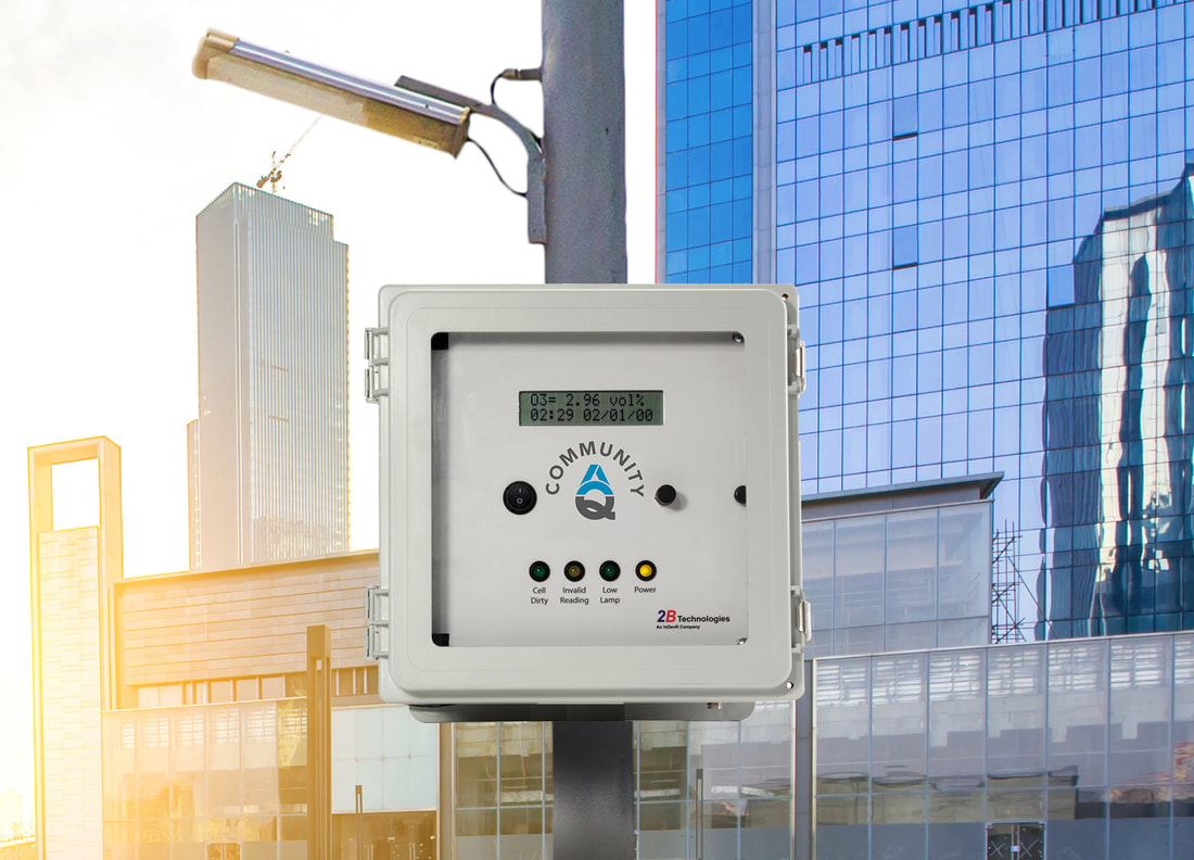 Community Air Monitor